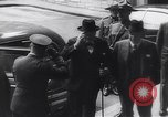 Image of Winston Churchill Quebec Canada, 1943, second 44 stock footage video 65675040767