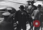 Image of Winston Churchill Quebec Canada, 1943, second 45 stock footage video 65675040767