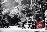 Image of Yosemite National Park in World War 2 Yosemite National Park California USA, 1943, second 12 stock footage video 65675040770