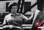 Image of women in war production World War 2 Canada, 1943, second 37 stock footage video 65675040773
