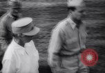 Image of Eleanor Roosevelt in World War 2 South Pacific Ocean, 1943, second 17 stock footage video 65675040776