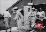 Image of Eleanor Roosevelt in World War 2 South Pacific Ocean, 1943, second 27 stock footage video 65675040776