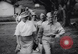 Image of Eleanor Roosevelt in World War 2 South Pacific Ocean, 1943, second 30 stock footage video 65675040776