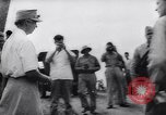Image of Eleanor Roosevelt in World War 2 South Pacific Ocean, 1943, second 45 stock footage video 65675040776