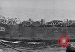 Image of Allied troops Salerno Italy, 1943, second 22 stock footage video 65675040779