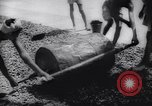 Image of Natives build World war 2 airfields in New Guinea India, 1944, second 46 stock footage video 65675040780