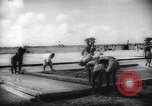 Image of Natives build World war 2 airfields in New Guinea India, 1944, second 51 stock footage video 65675040780