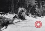 Image of Dog sled team rescues pilot United States USA, 1944, second 32 stock footage video 65675040790