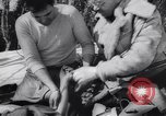 Image of Dog sled team rescues pilot United States USA, 1944, second 40 stock footage video 65675040790