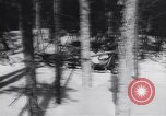 Image of Dog sled team rescues pilot United States USA, 1944, second 47 stock footage video 65675040790