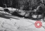 Image of Dog sled team rescues pilot United States USA, 1944, second 48 stock footage video 65675040790