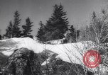 Image of Dog sled team rescues pilot United States USA, 1944, second 51 stock footage video 65675040790
