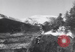 Image of Dog sled team rescues pilot United States USA, 1944, second 53 stock footage video 65675040790