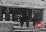 Image of Naval cadets Southern Italy, 1944, second 8 stock footage video 65675040791