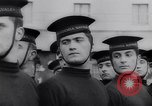 Image of Naval cadets Southern Italy, 1944, second 20 stock footage video 65675040791