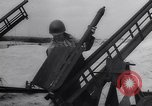 Image of anti-aircraft guns United States USA, 1944, second 14 stock footage video 65675040792