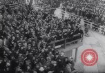 Image of aircraft carrier Shangri-La Portsmouth Virginia USA, 1944, second 11 stock footage video 65675040794