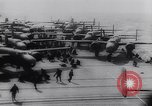 Image of aircraft carrier Shangri-La Portsmouth Virginia USA, 1944, second 30 stock footage video 65675040794