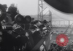 Image of aircraft carrier Shangri-La Portsmouth Virginia USA, 1944, second 57 stock footage video 65675040794