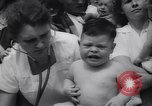 Image of Baby Contest California United States USA, 1944, second 19 stock footage video 65675040798