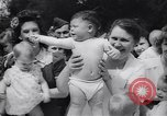 Image of Baby Contest California United States USA, 1944, second 25 stock footage video 65675040798