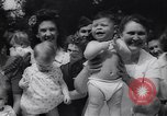Image of Baby Contest California United States USA, 1944, second 26 stock footage video 65675040798