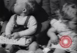 Image of Baby Contest California United States USA, 1944, second 28 stock footage video 65675040798