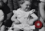 Image of Baby Contest California United States USA, 1944, second 30 stock footage video 65675040798