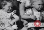 Image of Baby Contest California United States USA, 1944, second 33 stock footage video 65675040798