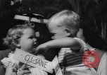 Image of Baby Contest California United States USA, 1944, second 37 stock footage video 65675040798