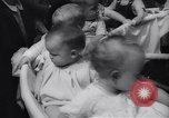 Image of Baby Contest California United States USA, 1944, second 45 stock footage video 65675040798