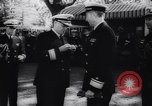 Image of Admiral John Beardall Annapolis Maryland USA, 1944, second 11 stock footage video 65675040800