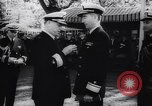 Image of Admiral John Beardall Annapolis Maryland USA, 1944, second 13 stock footage video 65675040800