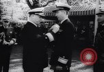 Image of Admiral John Beardall Annapolis Maryland USA, 1944, second 14 stock footage video 65675040800