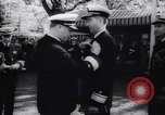 Image of Admiral John Beardall Annapolis Maryland USA, 1944, second 15 stock footage video 65675040800