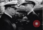 Image of Admiral John Beardall Annapolis Maryland USA, 1944, second 16 stock footage video 65675040800