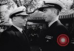 Image of Admiral John Beardall Annapolis Maryland USA, 1944, second 17 stock footage video 65675040800