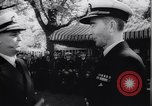 Image of Admiral John Beardall Annapolis Maryland USA, 1944, second 18 stock footage video 65675040800