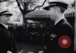 Image of Admiral John Beardall Annapolis Maryland USA, 1944, second 19 stock footage video 65675040800