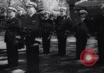 Image of Admiral John Beardall Annapolis Maryland USA, 1944, second 22 stock footage video 65675040800