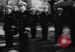 Image of Admiral John Beardall Annapolis Maryland USA, 1944, second 23 stock footage video 65675040800