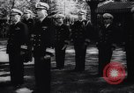 Image of Admiral John Beardall Annapolis Maryland USA, 1944, second 24 stock footage video 65675040800