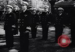 Image of Admiral John Beardall Annapolis Maryland USA, 1944, second 25 stock footage video 65675040800
