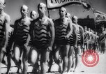 Image of Surf carnival Bondi Australia, 1944, second 14 stock footage video 65675040802