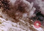 Image of strafing Pacific Theater, 1943, second 40 stock footage video 65675040815