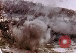 Image of strafing Pacific Theater, 1943, second 43 stock footage video 65675040815