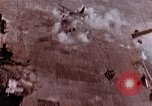 Image of strafing Pacific Theater, 1943, second 46 stock footage video 65675040816