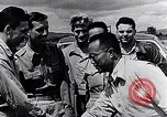 Image of Brigadier General Chennault with Flying Tigers China, 1942, second 33 stock footage video 65675040821