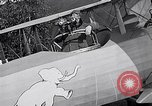 Image of Captain Paul Daum France, 1918, second 33 stock footage video 65675040827