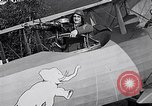 Image of Captain Paul Daum France, 1918, second 35 stock footage video 65675040827